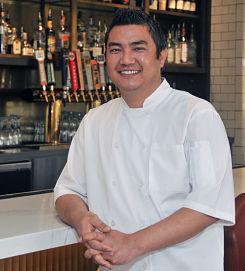 Himesh Zimba, Executive Banquet Chef