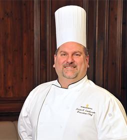 Executive Chef Aristo Camburako