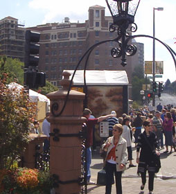 87th Annual Plaza Art Fair