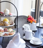 Afternoon Tea - Tea sandwiches, Pastries