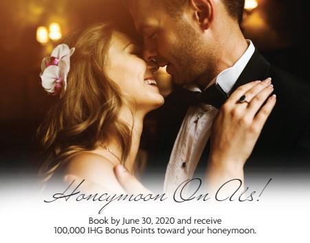 Honeymoon On Us!